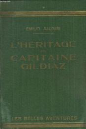L'Heritage Du Capitaine Gildiaz. - Couverture - Format classique
