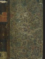 Manuel Des Confesseurs. Tome 1. - Couverture - Format classique