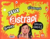 Spécial farce ; Astrapi - Couverture - Format classique