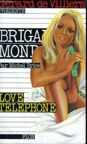 Love Telephone - Couverture - Format classique