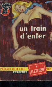 Un Train D'Enfer - Couverture - Format classique