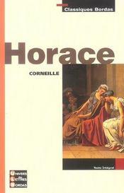 Horace - Intérieur - Format classique
