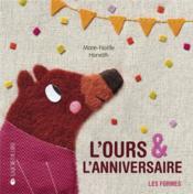 L'ours et l'anniversaire - Couverture - Format classique
