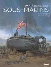 À bord des sous-marins - Couverture - Format classique
