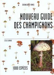 Nouveau guide des champignons ; 1000 espèces - Intérieur - Format classique