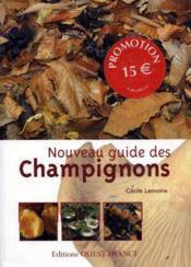 Nouveau guide des champignons ; 1000 espèces - Couverture - Format classique