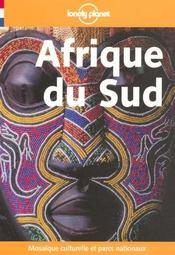 L'Afrique du Sud 2000 - Intérieur - Format classique