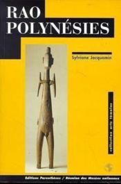 Rao Polynesies - Couverture - Format classique