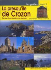 La presqu'île de Crozon - Couverture - Format classique