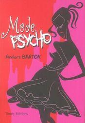 Mode psycho - Intérieur - Format classique
