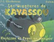 Kayassou Et Popni En Plongee ; Les Aventures De Kayassou - Couverture - Format classique