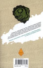 Undead t.4 - 4ème de couverture - Format classique