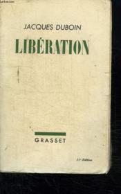 Liberation. - Couverture - Format classique