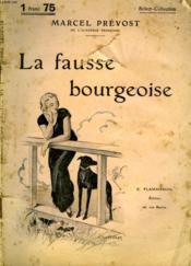 La Fausse Bourgeoise. Collection : Select Collection N° 190 - Couverture - Format classique