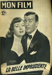 Mon Film N° 196 - La Belle Imprudente - Couverture - Format classique