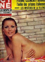 CINE REVUE - TELE-PROGRAMMES - 53E ANNEE - N° 7 - LE FEU AUX LEVRES, un étrange étalage de vices et de perversions ... - Couverture - Format classique