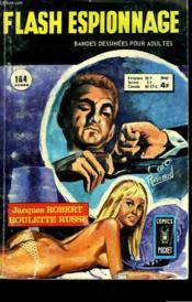 Flash Espionnage - N°62 - Roulette Russe - Couverture - Format classique