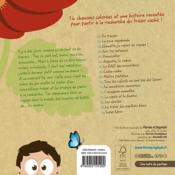 Tao et les papillons bleus - 4ème de couverture - Format classique