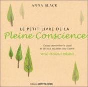 Le petit livre de la pleine conscience - Couverture - Format classique