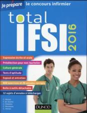 Je prépare ; total IFSI (édition 2016) - Couverture - Format classique