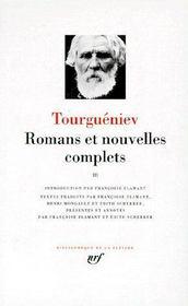 Romans et nouvelles complets - Intérieur - Format classique