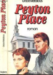 Peyton Place - Couverture - Format classique
