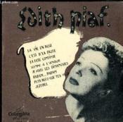 Disque Vinyle 33t La Vie En Rose - Couverture - Format classique
