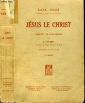 Jesus Le Christ - Couverture - Format classique