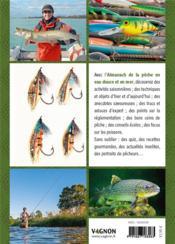 Almanach du pêcheur eau douce & mer (édition 2020) - 4ème de couverture - Format classique