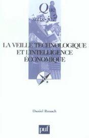 Veille technologique et l'intelligence economique (3e ed) (la) (3e édition) - Intérieur - Format classique