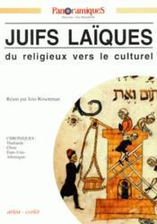 REVUE PANORAMIQUES N.7 ; juifs laïques ; du religieux vers le culturel - Couverture - Format classique