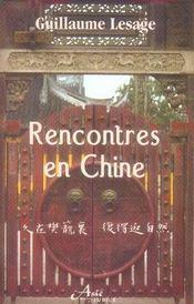 Rencontres en chine - Intérieur - Format classique