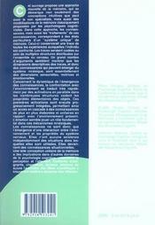 Memoire dans tous ses etats (la) - 4ème de couverture - Format classique