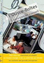 L'Ouvre-Boites 3 - Services Et Conseil - Couverture - Format classique