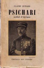 Psichari - Couverture - Format classique