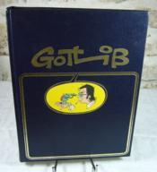 Gotlib 1 : Rubrique à brac tomes 1,2,3. - Couverture - Format classique