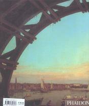 Canaletto - 4ème de couverture - Format classique