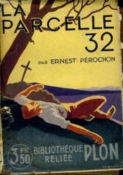 La Parcelle 32 - Couverture - Format classique