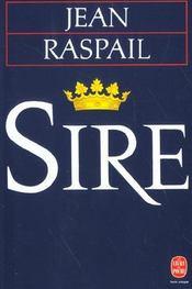 Sire - Intérieur - Format classique