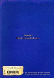 L'épouvanteur T.15 ; la résurrection de l'épouvanteur - 4ème de couverture - Format classique