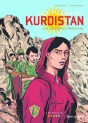 Les filles du Kurdistan, un combat pour la liberté - Couverture - Format classique