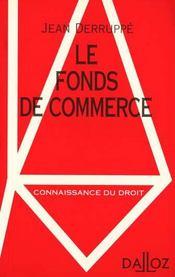 Le fonds de commerce - Intérieur - Format classique