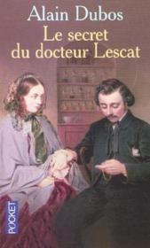 Le secret du dr lescat - Couverture - Format classique