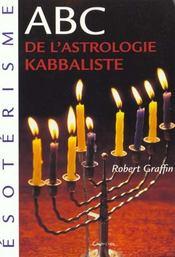 ABC de l'astrologie kabbaliste - Intérieur - Format classique