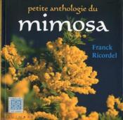 Petite anthologie du mimosa - Couverture - Format classique