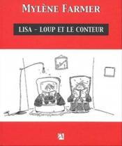 Lisa loup et le conteur - Couverture - Format classique