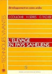 Elevage en pays saheliens - Couverture - Format classique