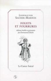 Fouets et fourrures - Couverture - Format classique