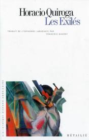 Les exilés - Couverture - Format classique
