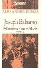 Joseph Balsamo, t.2 ; mémoires d'un médecin - Couverture - Format classique